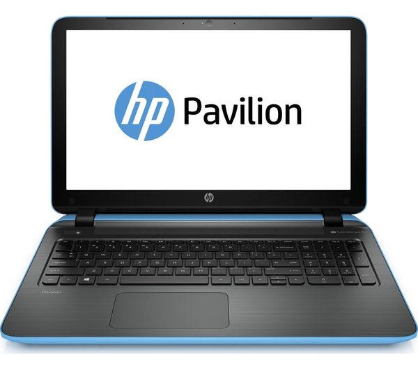 "Knowhow Care Plan >> HP Pavilion 15-p199sa Refurbished 15.6"" Laptop - Blue Deals | PC World"
