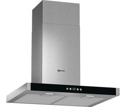 NEFF D76MH52N1B Chimney Cooker Hood - Stainless Steel
