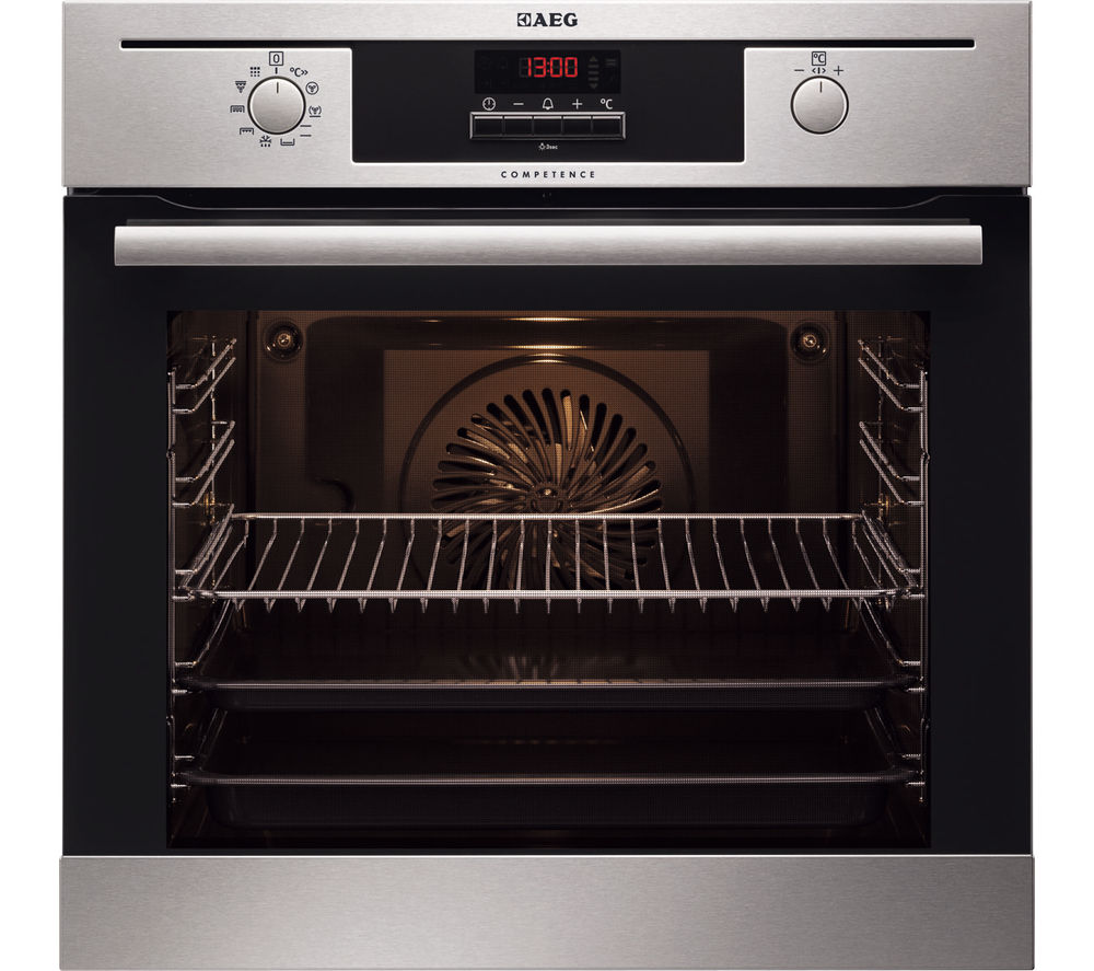 AEG BP500302DM Electric Oven – Stainless Steel
