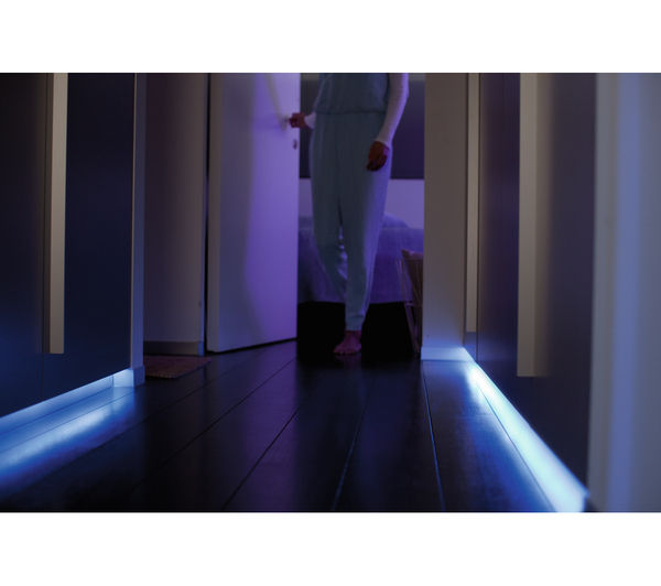 buy philips hue lightstrip plus 2 m free delivery currys. Black Bedroom Furniture Sets. Home Design Ideas
