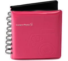 FUJIFILM Instax Photo Album - Pink