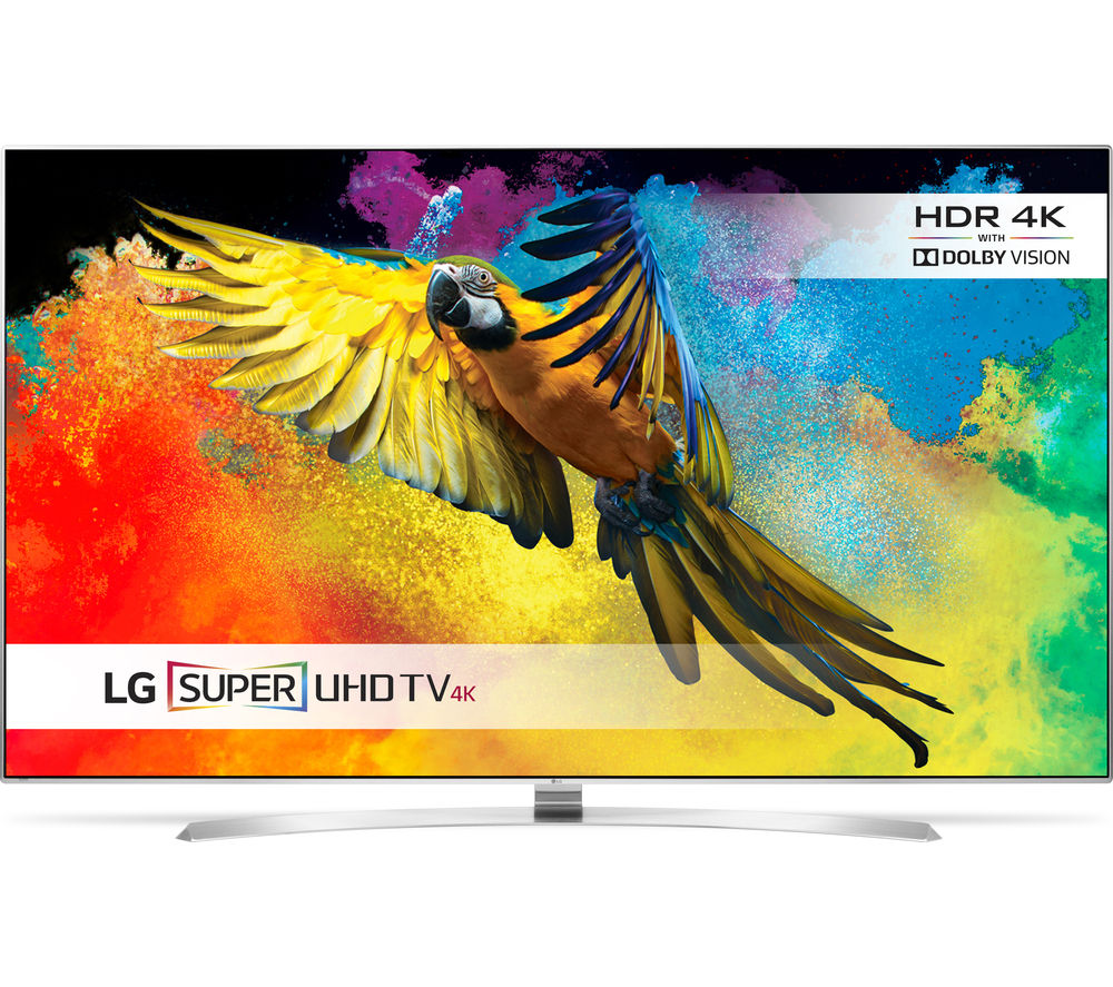 "55"" LG 55UH950V Smart 3D 4K Ultra HD HDR  LED TV"