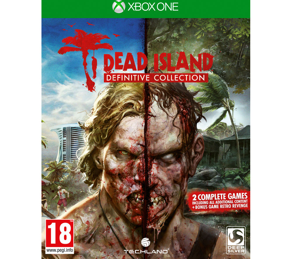 MICROSOFT Dead Island Definitive Collection