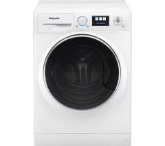 HOTPOINT Ultima S-Line+ RZ1066W Washing Machine - White