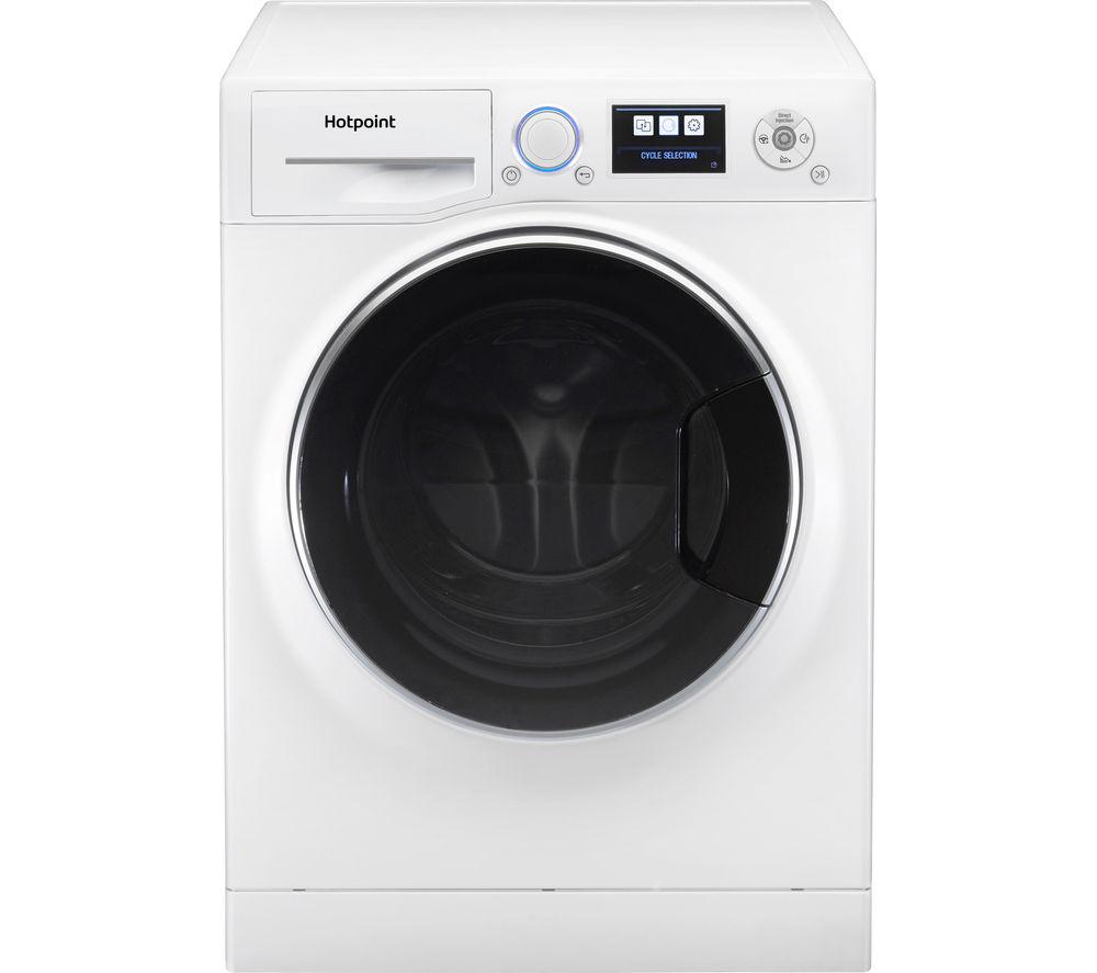 HOTPOINT  Ultima SLine RZ1066W Washing Machine  White White