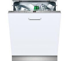 NEFF S51L53X0GB Full-size Integrated Dishwasher