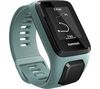 TOMTOM Spark 3 GPS Fitness Watch - Aqua, Small
