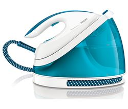 PHILIPS PerfectCare Viva GC7037/27 Steam Generator Iron - Blue