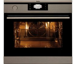 AMICA 1143.3TpX Electric Oven - Stainless Steel