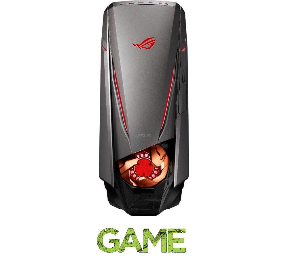 ASUS Republic of Gamers GT51CH Gaming PC + LiveSafe Unlimited 2017 - 1 year + Office 365 Personal