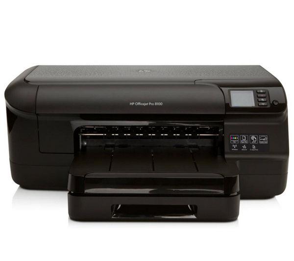hp officejet pro 8100 wireless inkjet printer 950xl 951. Black Bedroom Furniture Sets. Home Design Ideas