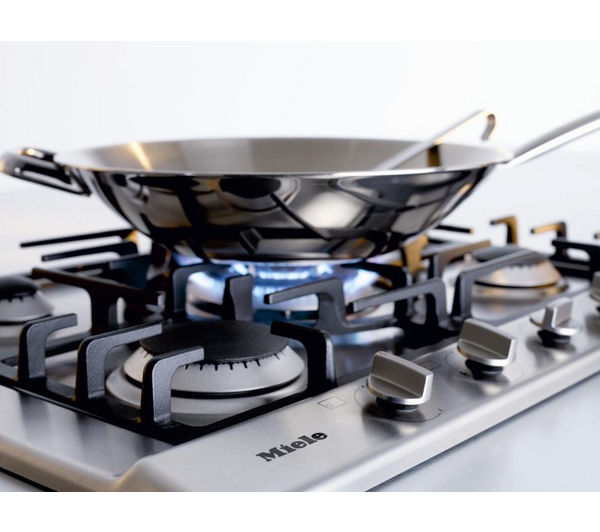 Kitchenaid 5 gas burner cooktop