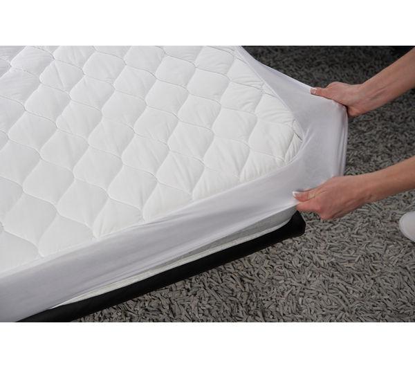 buy dreamland 6986 sleepwell heated mattress cover. Black Bedroom Furniture Sets. Home Design Ideas