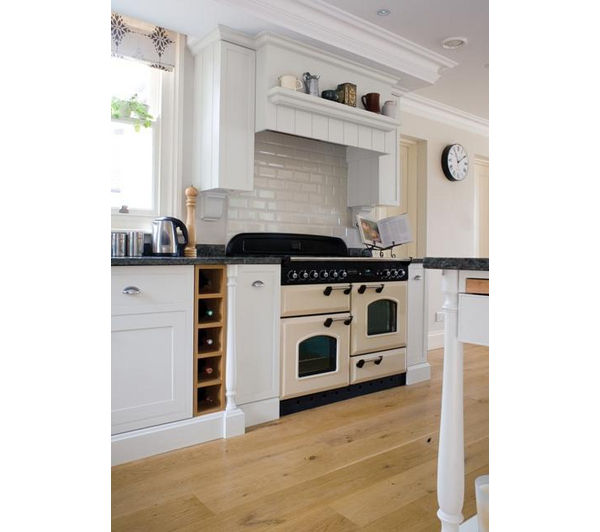 Buy Rangemaster Classic 110 Dual Fuel Range Cooker Cream