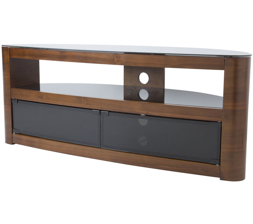 AVF  Burghley TV Stand Walnut