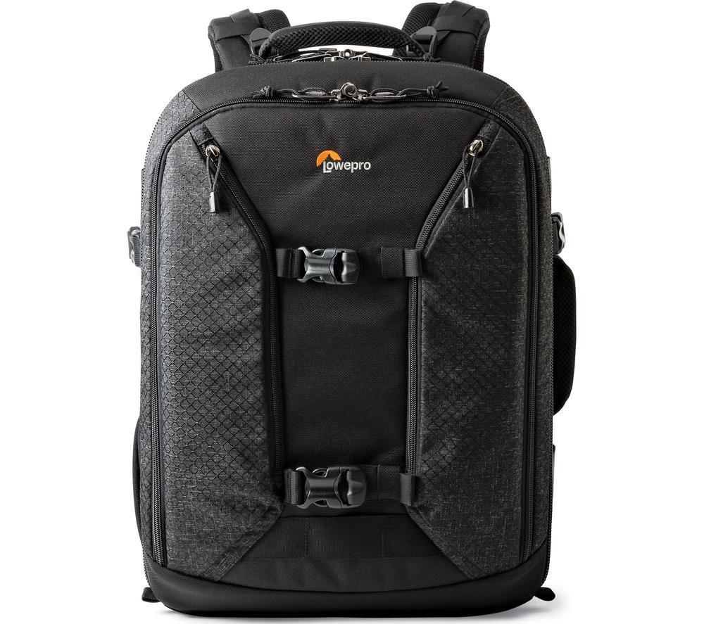 LOWEPRO Pro Runner BP 450 AW ll DSLR Camera Backpack - Black