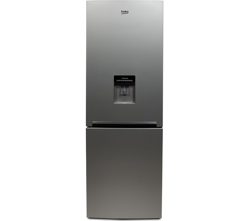 BEKO Select CXFG1685DS Fridge Freezer - Silver