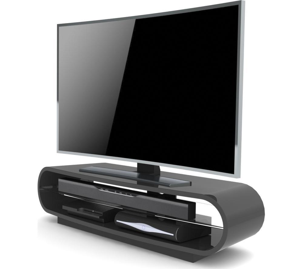TECHLINK Ovid Curve OVC130B TV Stand