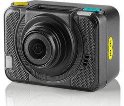 4GEE Action Camcorder - Black