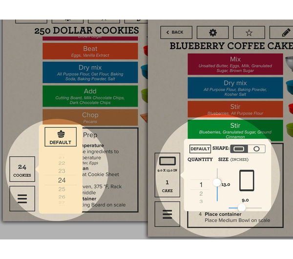 Buy perfect bake smart digital kitchen scales free for Perfect bake scale review