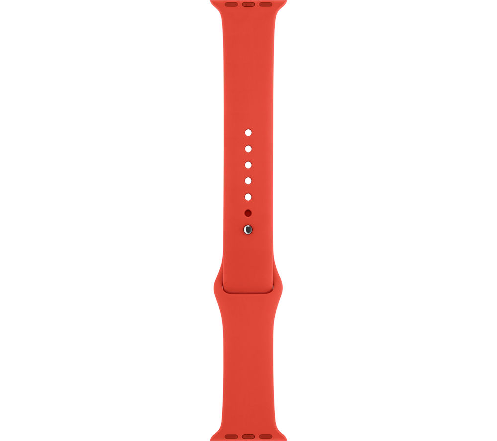 APPLE Watch 38 mm Orange Sport Band