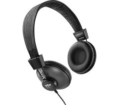 HOUSE OF MARLEY Positive Vibration V2 Headphones - Black