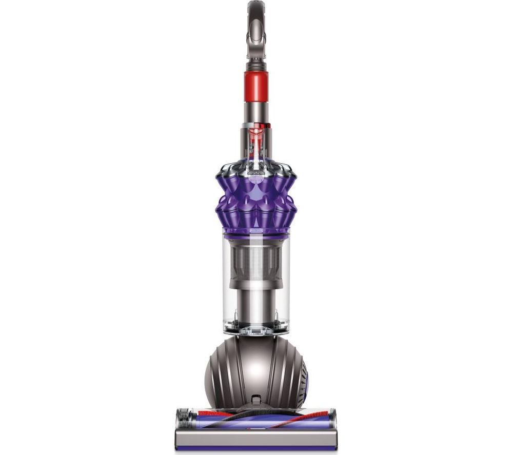 Dyson Small Ball Animal Upright Bagless Vacuum Cleaner  Iron & Purple Purple