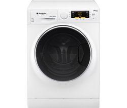 HOTPOINT Ultima S-Line RPD10477DD Washing Machine - White