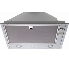 MIELE DA2050 Canopy Cooker Hood - Stainless Steel