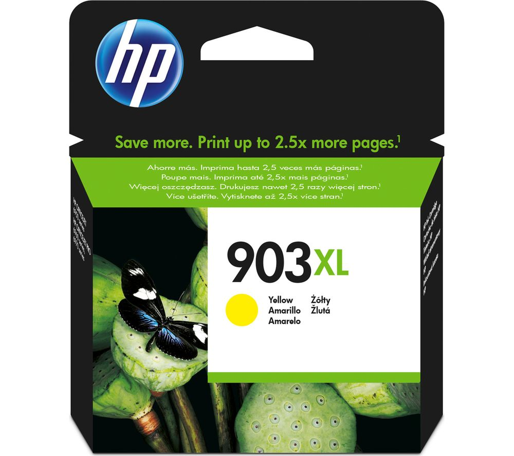 HP 903XL Yellow Ink Cartridge