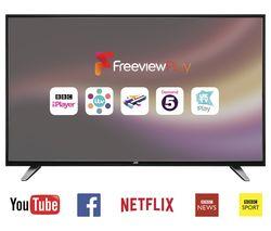 """JVC LT-55C760 Smart 55""""LCD TV"""