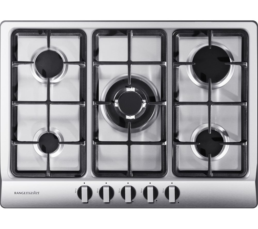 Kitchen Outlet Hob ~ Buy rangemaster rmb hpngfss gas hob stainless steel