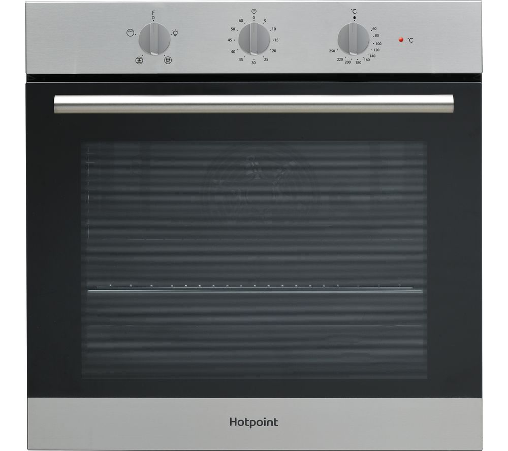 HOTPOINT  SA3330HIX Electric Oven  Stainless Steel Stainless Steel