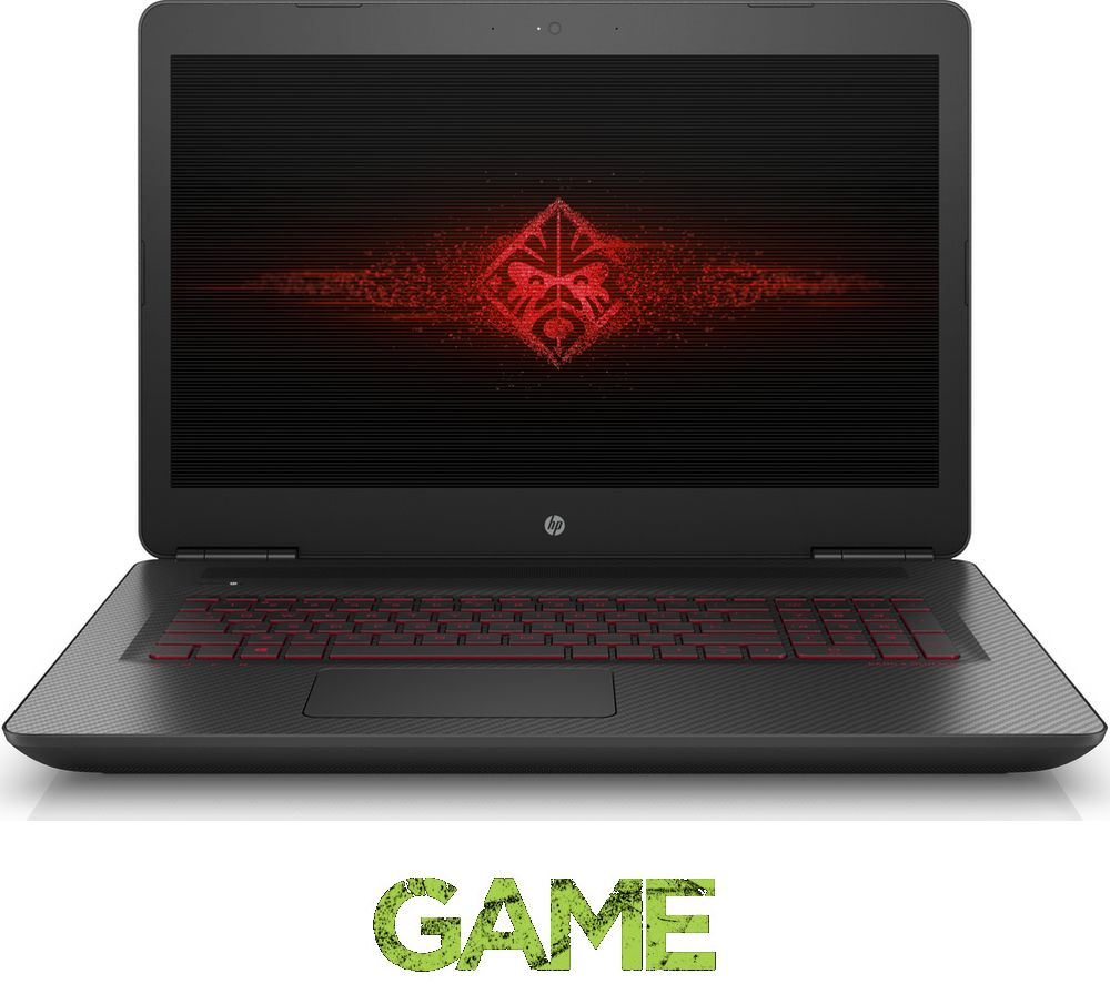 "HP OMEN 17-w102na 17.3"" Gaming Laptop - Shadow Mesh"