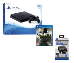 PLAYSTATION 4 Slim & Call of Duty: Infinite Warfare - 500 GB