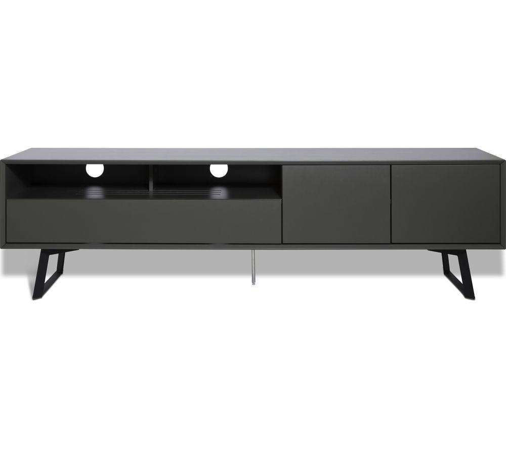 ALPHASON Carbon 2000 TV Stand - Grey