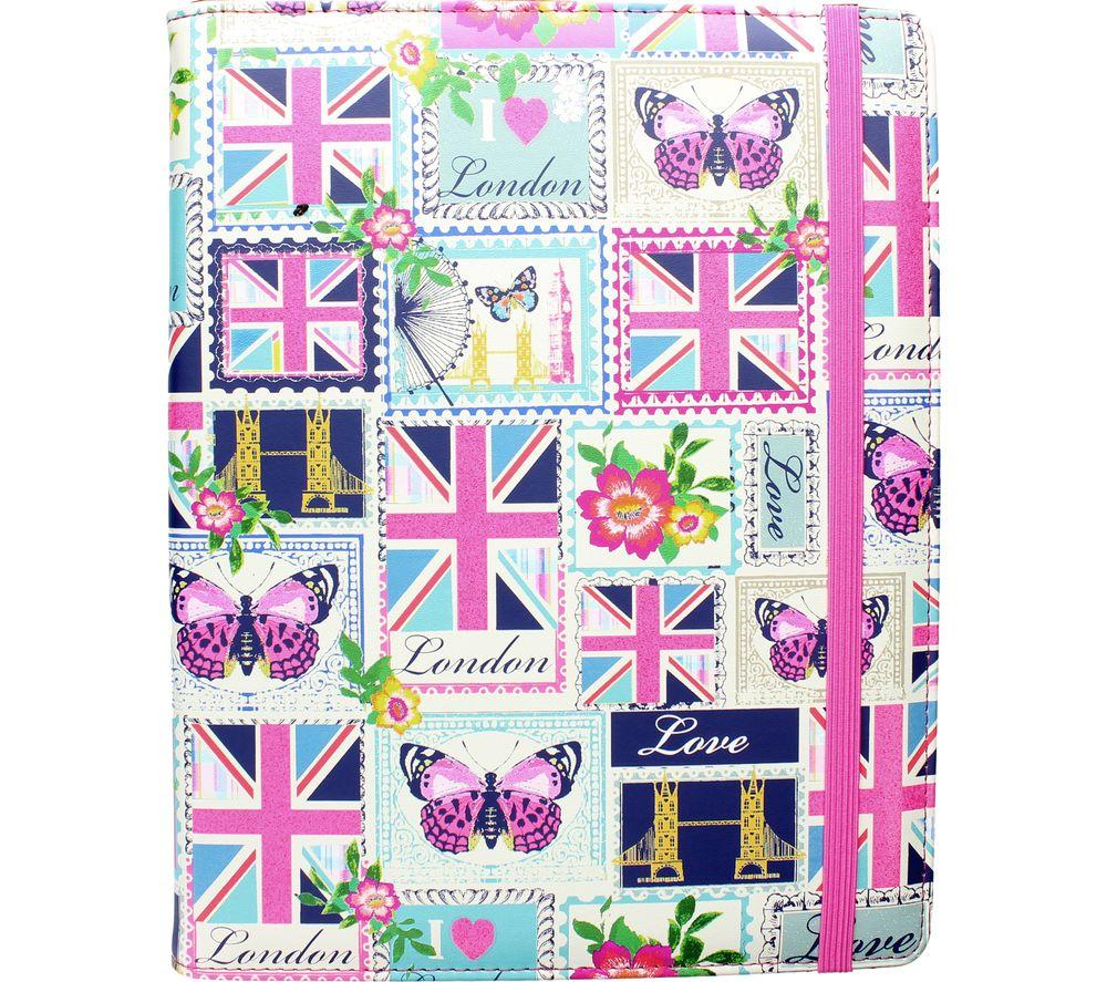 "ACCESSORIZE Love London 10"" Tablet Case"