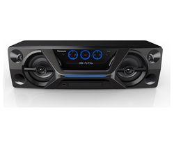 PANASONIC SC-UA3E-K Wireless Megasound Hi-Fi System - Black