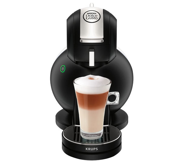 Buy DOLCE GUSTO by Krups Melody 3 Hot Drinks Machine - Black Free Delivery Currys