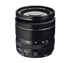 FUJIFILM XF 18-55 mm f/2.8-4 OIS Standard Zoom Lens