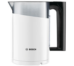BOSCH Styline Sensor TWK86101GB Jug Kettle - White