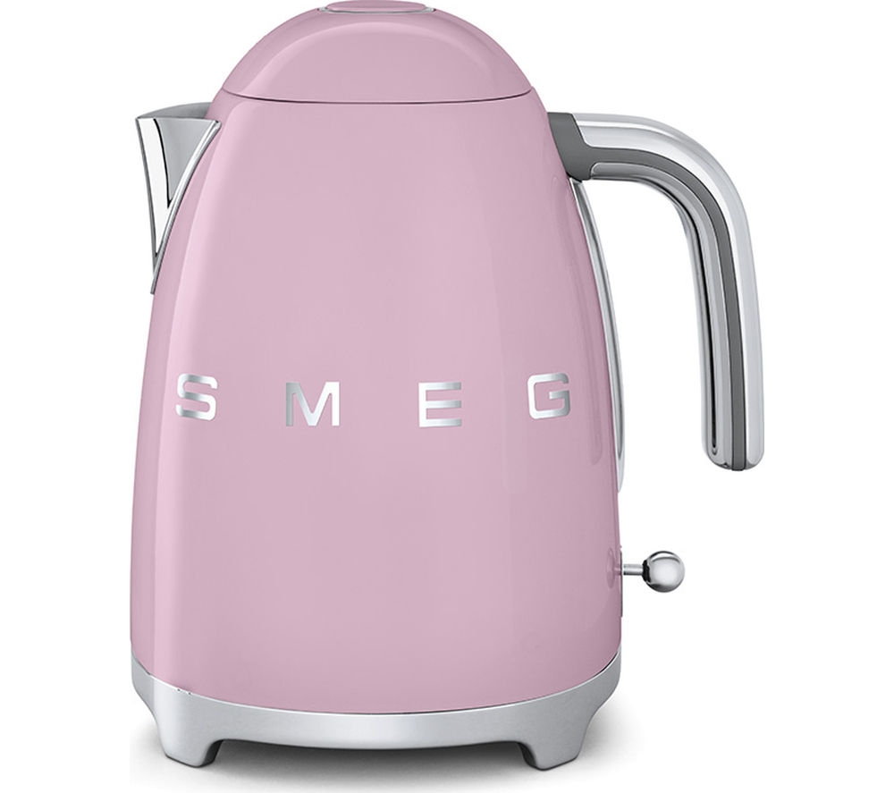 Buy SMEG KLF01PKUK Jug Kettle  Pink  Free Delivery  Currys