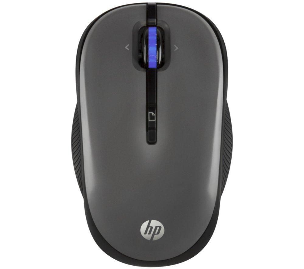 HP X3300 Wireless Optical Mouse - Grey