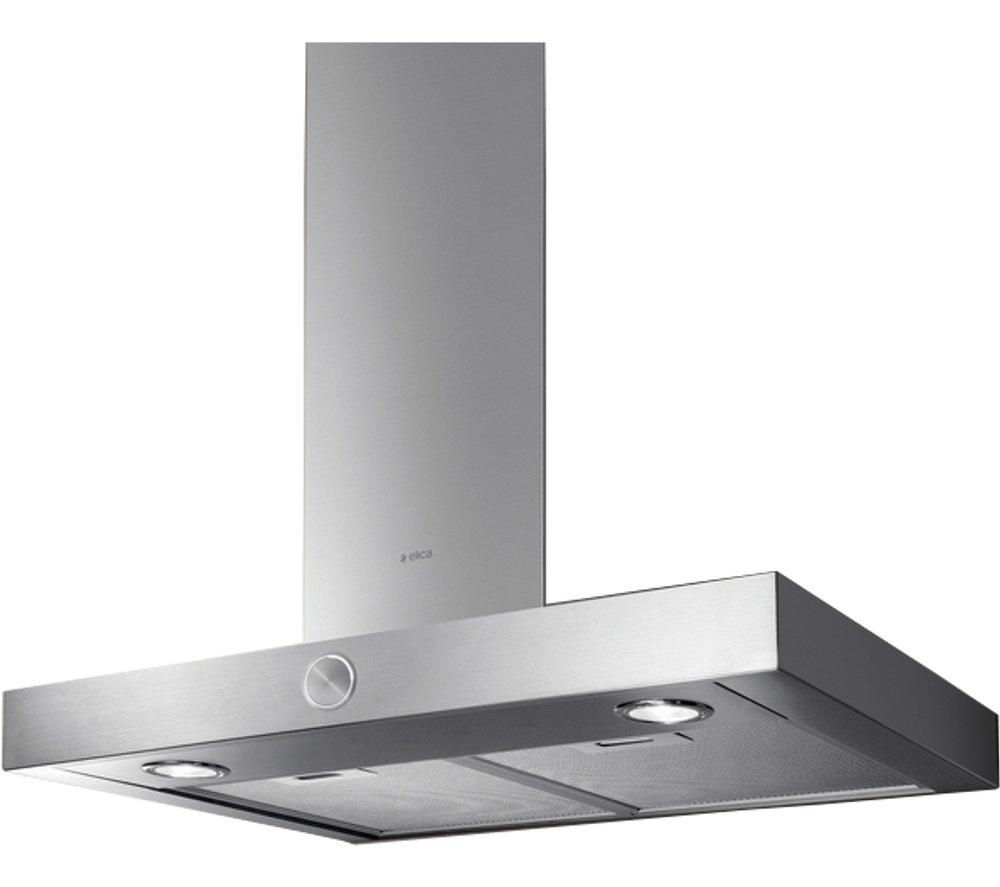 ELICA  Alpha 60 Chimney Cooker Hood  Stainless Steel Stainless Steel