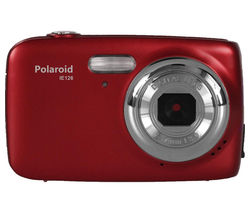 POLAROID IE126 Compact Camera - Red