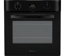 HOTPOINT Ultima SH 83 C K S Electric Oven - Black