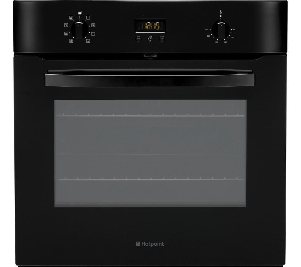 HOTPOINT  SH83CKS Electric Oven  Black Black