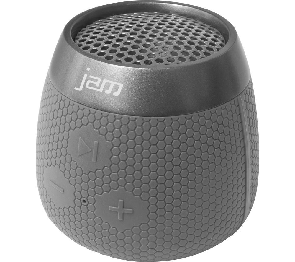 Click to view more of JAM  Replay HX-P250GY-EU Portable Wireless Speaker – Grey, Grey