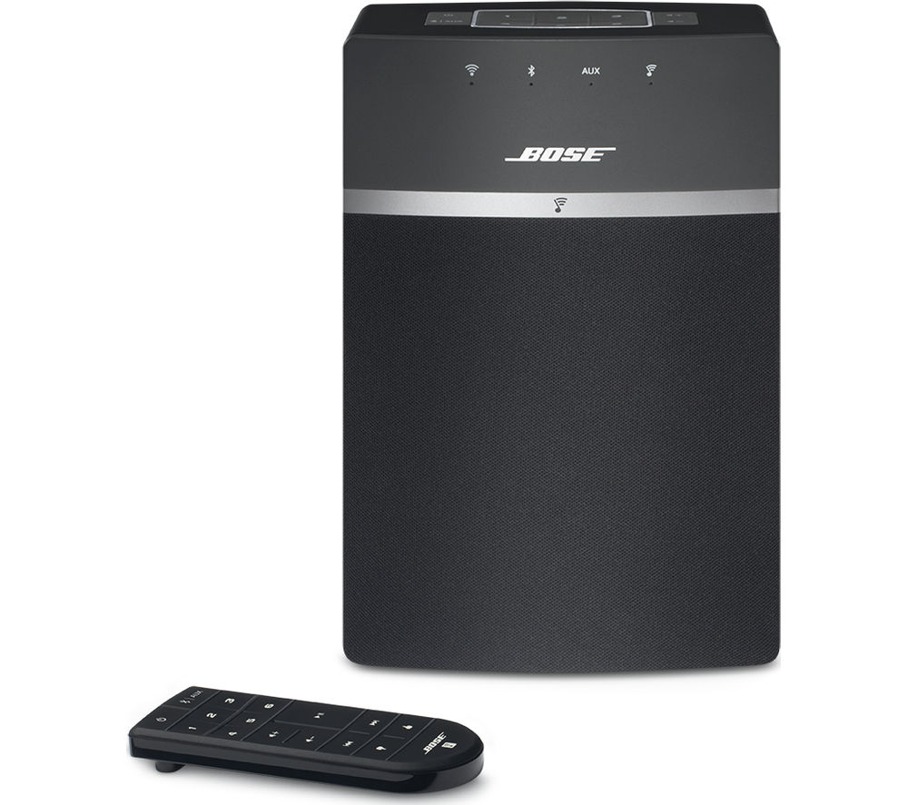 Click to view more of BOSE  SoundTouch 10 Wireless Multi-Room Speaker