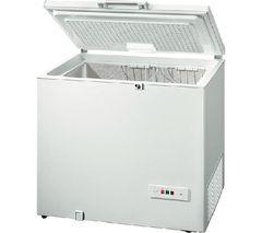 BOSCH GCM24AW20G Chest Freezer - White